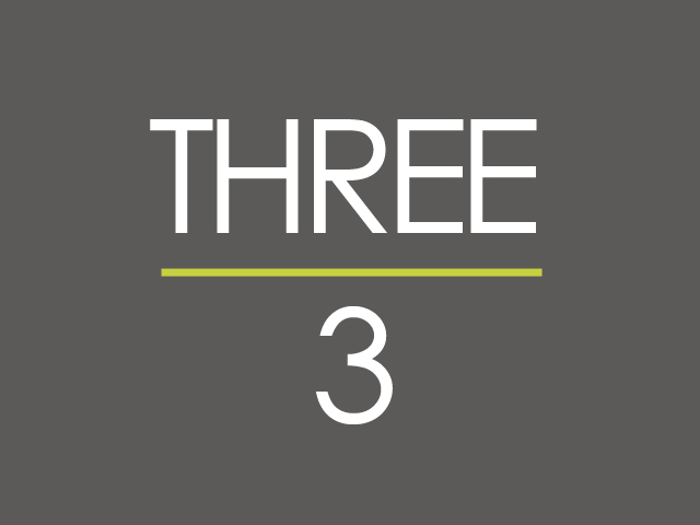 Three Over Three